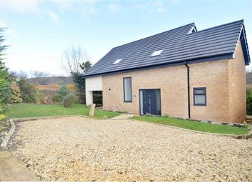 Thumbnail 4 bed detached house for sale in Main Road, Tonteg, Pontypridd