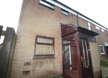 Thumbnail 2 bed town house to rent in Threshfield Close, Bury, Greater Manchester