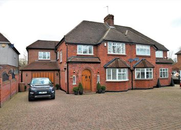 Thumbnail 5 bed semi-detached house for sale in Danson Road, South Bexleyheath, Kent