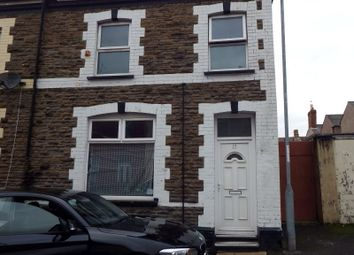 Thumbnail 2 bed end terrace house for sale in 17 Potter Street, Newport, Gwent