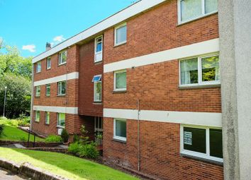 Thumbnail 1 bedroom flat for sale in Riccartsbar Avenue, Paisley