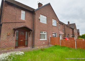 Thumbnail 3 bed semi-detached house to rent in Propps Hall Drive, Failsworth, Manchester