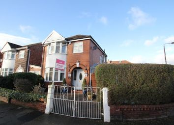 3 bed detached house for sale in Bradfield Road, Stretford, Manchester M32