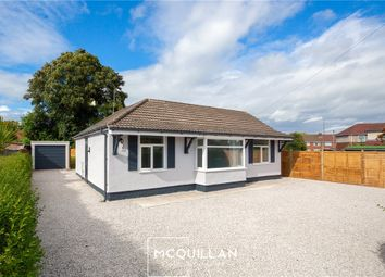 Thumbnail 3 bedroom bungalow for sale in Hillside Road, Blacon, Chester