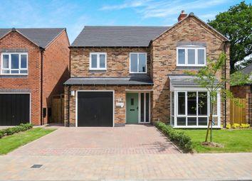 Thumbnail 5 bed detached house for sale in Plot 21 Edingale, Coton Road, Rosliston, Swadlincote