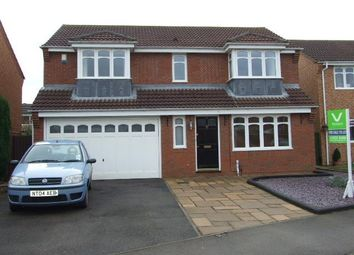 Thumbnail 4 bedroom detached house to rent in High Stell, Middleton St. George, Darlington