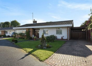 Thumbnail 3 bed detached bungalow for sale in Home Close, Renhold, Bedford