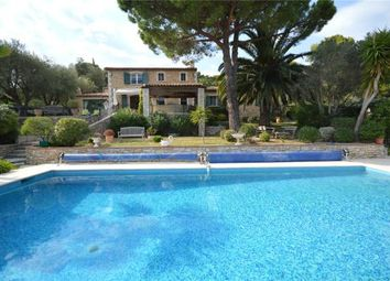 Thumbnail 7 bed property for sale in Mougins, French Riviera, 06250