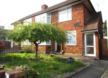 Thumbnail 2 bed flat to rent in Arlington Crescent, Waltham Cross