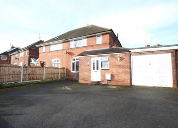 Thumbnail 3 bedroom semi-detached house to rent in Gilmour Crescent, Worcester
