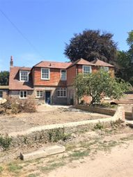 Thumbnail 4 bed detached house to rent in The Street, Glynde, Glynde, Lewes