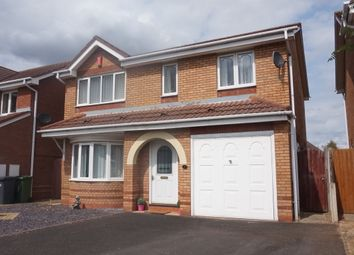 Thumbnail 4 bed detached house for sale in Greyfriars Drive, Tamworth