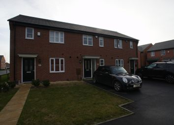 Thumbnail 2 bed town house to rent in Merevale Way, Stenson Fields, Derby