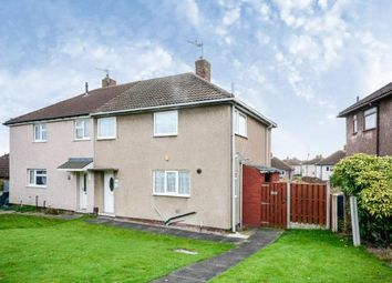 Thumbnail 3 bed semi-detached house for sale in Bower Farm Road, Old Whittington, Chesterfield, Derbyshire