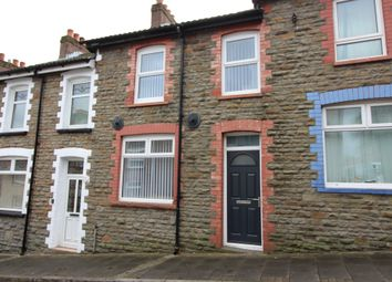 Thumbnail 2 bed terraced house for sale in William Street, Crumlin, Newport
