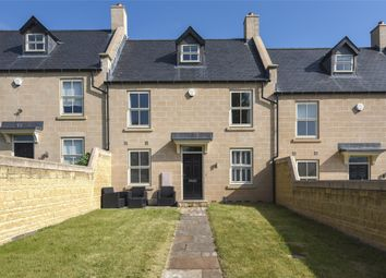 Thumbnail 4 bed terraced house for sale in Southbourne Gardens, Bath, Somerset