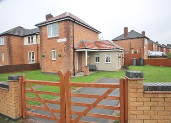 Thumbnail 3 bedroom end terrace house for sale in Gallards Hill, Braunstone, Leicester