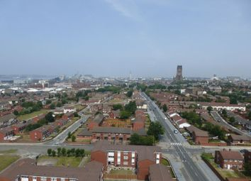 Thumbnail 2 bed flat for sale in Mill View, Toxteth, Liverpool