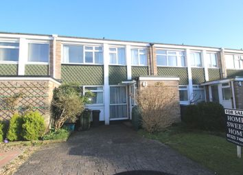 Thumbnail 3 bed terraced house for sale in Beatrice Lane, Upperton, Eastbourne