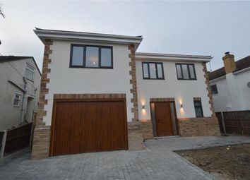Thumbnail 4 bed detached house for sale in Broughton Road, Hadleigh, Essex
