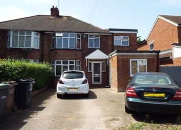 Thumbnail 5 bed semi-detached house for sale in Oakley Road, Luton, Bedfordshire, United Kingdom