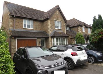 Thumbnail 3 bed detached house for sale in Faverolle Way, Hilperton, Trowbridge