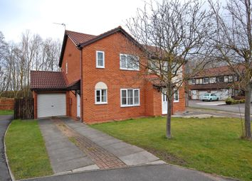 Thumbnail 3 bed semi-detached house to rent in Augustine Close, Newton Hall, Durham