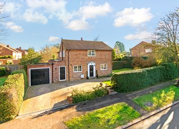 Thumbnail 4 bed detached house for sale in The Commons, Welwyn Garden City