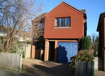 Thumbnail 3 bed detached house to rent in Lancaster Road, Maidenhead