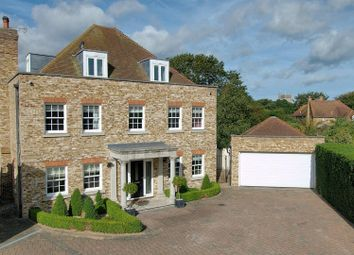 Thumbnail 6 bed detached house for sale in Manor Road, St. Nicholas At Wade, Birchington