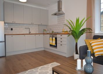 Thumbnail 2 bed flat for sale in 41A Edison Grove, London
