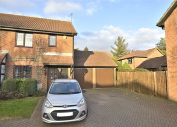 Thumbnail 3 bedroom end terrace house for sale in Broadmead, Horley