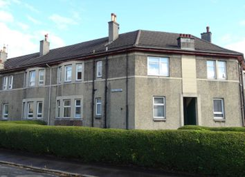 Thumbnail 2 bed flat to rent in Byres Crescent, Paisley