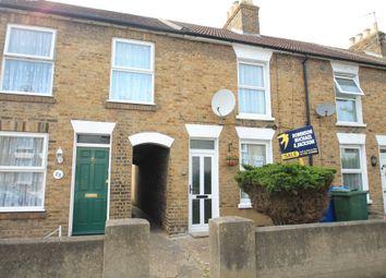 Thumbnail 2 bedroom terraced house for sale in Goodnestone Road, Sittingbourne, Kent