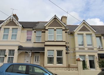 Thumbnail 3 bed terraced house to rent in Clarence Road, Torpoint