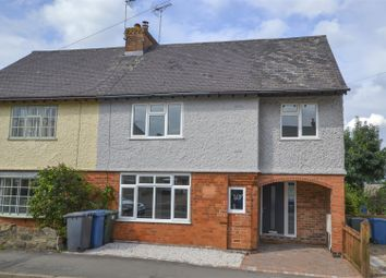 Thumbnail 4 bed semi-detached house for sale in Selby Lane, Keyworth, Nottingham