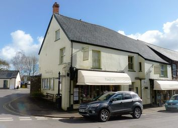 Thumbnail 2 bedroom flat for sale in Fore Street, Dulverton