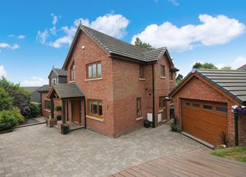 Thumbnail 4 bedroom detached house for sale in Oakwood Drive, Heaton, Bolton