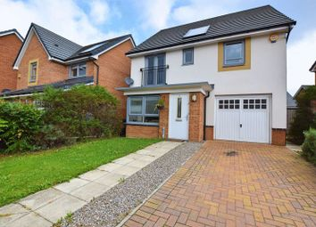 Thumbnail 4 bed detached house for sale in Piper Court, Newcastle Upon Tyne