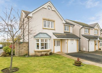 Thumbnail 4 bed detached house for sale in Chesterhall Avenue, Macmerry, Tranent