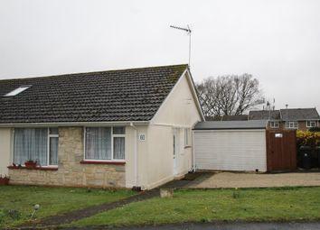 Thumbnail 2 bedroom semi-detached bungalow for sale in Coppice Avenue, Ferndown