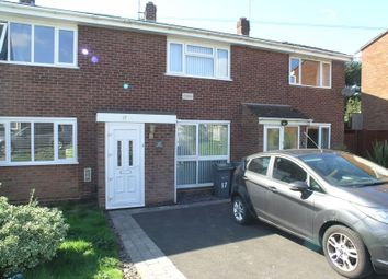 Thumbnail 2 bed terraced house for sale in Clay Drive, Quinton, Birmingham