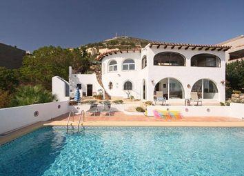 Thumbnail 3 bed villa for sale in Cumbre Del Sol, Benitachell, Alicante, Valencia, Spain