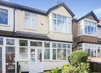 3 bed terraced house for sale in Broadmead Avenue, Northampton NN3