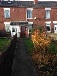 Thumbnail 3 bed terraced house to rent in Cross Street, Bramley, Rotherham