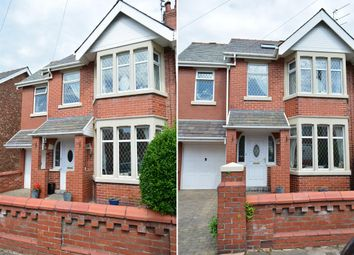 Thumbnail 4 bed semi-detached house for sale in Mayfair Road, Blackpool