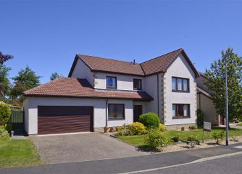 Thumbnail 4 bed detached house for sale in Bennecourt Drive, Coldstream