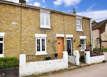 Brookside, Temple Ewell, Dover, Kent CT16. 2 bed terraced house for sale