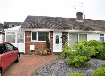Thumbnail 2 bedroom semi-detached bungalow for sale in Summerfield Drive, Southgate, Llantrisant