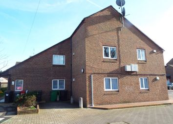 Thumbnail 1 bed flat to rent in Mead Close, Slough